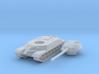 1/285 T-10 Heavy Tank 3d printed