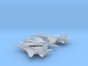 1/400 Russian Fighters pack 1 3d printed