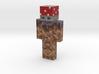 D23BD40C-91FB-4DEF-8B2E-6E8D2CE59907   Minecraft t 3d printed