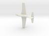 1:285 A2D-1 SkyShark  (Douglas Aircraft Company) 3d printed