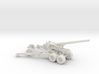 1/48 US 155mm Long Tom Cannon Open Fire Position 3d printed