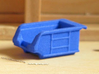1:12 Stacking Box - by Pepper (MitchymooMiniatures 3d printed Tidy workroom