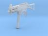 1/12th UMP45gun 3d printed