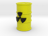 Radioactive Barrel, Yellow 3d printed