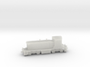 EMD SW1500 Locomotive - Zscale 3d printed