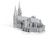Chartres20cm 3d printed