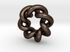 Septafoil Knot 1inch 3d printed