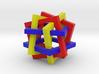 Jumbled Squares 3d printed