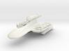 3788 Scale Romulan SparrowHawk Gunboat Tender 3d printed
