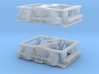 Trucks for Class B Shay Locomotive 3d printed