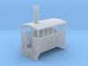 Wantage tram Hughes Tram no4 HO scale 3d printed