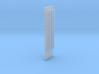 N Scale Cage Ladder 84mm (Platform) 3d printed