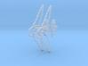 2x Vingehjul til  DSB S-tog skilt (Gammelt logo) 1 3d printed
