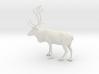 3D scanned Reindeer  3d printed