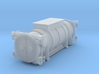Power unit flat car load N scale 3d printed Flat Car Load Power Unit N scale