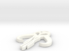Mythosaur Skull Pendant 3d printed