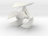 TIE Defender 3d printed