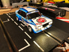 Fiat 131 Rally Slotcar Chassis BRM Camber System 3d printed