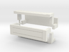 1:76th cantilever benches 3d printed