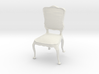 Printle Thing Chair 026 - 1/24 3d printed