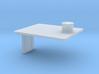 Heisler flat top with water filler - On30 3d printed