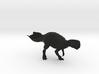 Psittacosaurus walking 1:12 scale model 3d printed