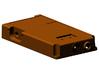 Geodimeter radio back panel 571 202 263 3d printed