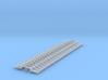 NEM OO Type 8 Couplings - Step up Instanter x25 3d printed