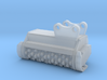 1/64th Excavator forestry mulcher head for DM Cat 3d printed