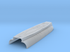 1/96 DKM U-boot VII/C Conning Hull-Deck 3d printed