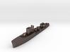 Italian Perseo torpedo boat 1:3000 WW2 3d printed