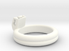 Cherry Keeper Ring - 51mm Double Flat -1° 3d printed