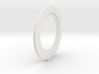Thinner Washer 3d printed