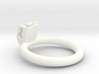 Cherry Keeper Ring - 48mm Flat +5° 3d printed