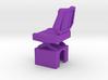 Mack-shell4 Seat 3d printed