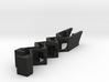 plug box plastic rev b 3d printed