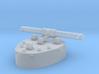 1/350 DKM Lützow Superstructure 2 main RF 3d printed