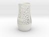 Small organic vase 3d printed