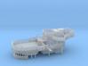 1/350 DKM Lützow Superstructure 2  3d printed