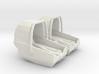 Baby Car Seat 3d printed