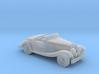 Mercedes 290b 1:100 scale 3d printed