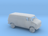 1-160 1979-83 Chevy G Delivery Split Side&Rear D. 3d printed