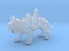 Battle Cat 3d printed