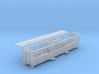 Ffestiniog Rly Barn 3rd/1st coach NO.104 (new body 3d printed