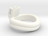 Cherry Keeper Ring - 43x38mm Double (~40.5mm) 3d printed