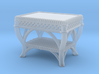 1:48 Nob Hill Wicker Table 3d printed