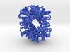 Deoxy-Hemoglobin 3d printed