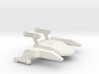 3788 Scale Lyran Cave Jaguar War Dreadnought CVN 3d printed