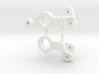NIX62524 Steering HD bellcranks for RC10 3d printed