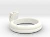 Cherry Keeper Ring - 53x52mm Dbl Flat -1°(~52.5mm) 3d printed